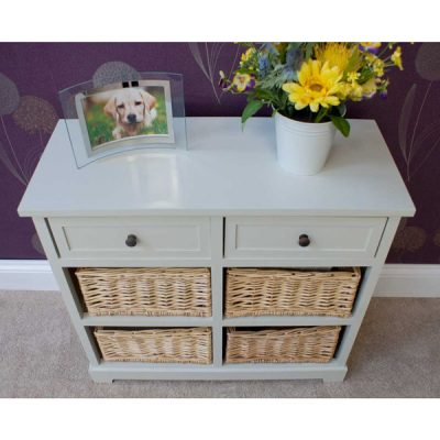 Casamoré Gloucester 2 Drawer 4 Basket Unit_3