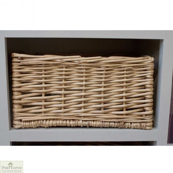 Casamoré Gloucester 2 Drawer 4 Basket Unit_8