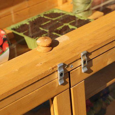 4 x 2 Mini Wooden Greenhouse_9