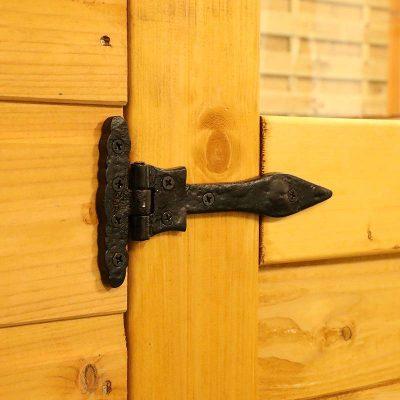 8 x 6 Octagonal Wooden Greenhouse_6