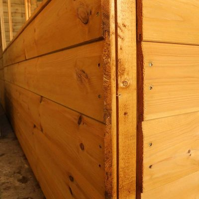 10 x 6 Combi Wooden Greenhouse Shed_6