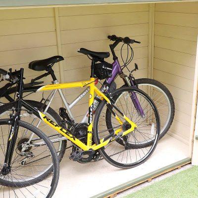 3 x 7 Shiplap Apex Bike Store_10
