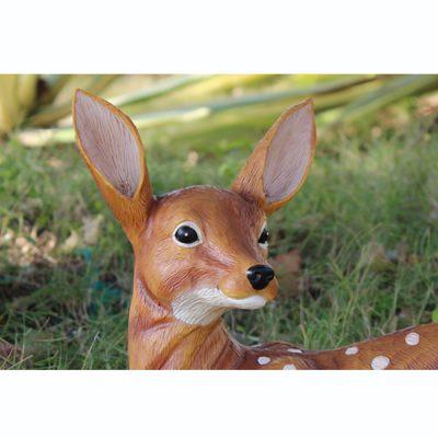 Deer Garden Ornament _1