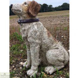 Faithful Dog Garden Ornament