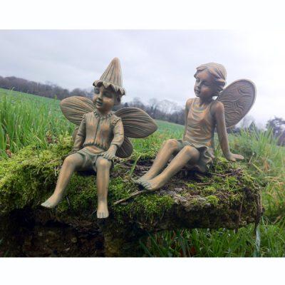 Boy Fairy Garden Ornament_1