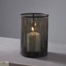Black Chain Candle Holder