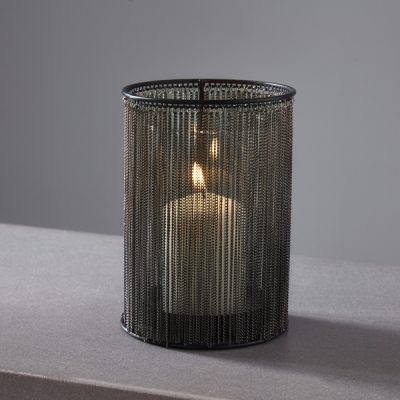 Black Chain Candle Holder_1