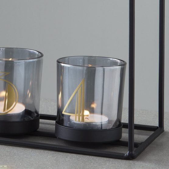 4 Glass Candle Holder Frame_2