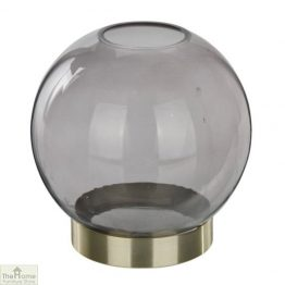 Globe Glass Plant Holder
