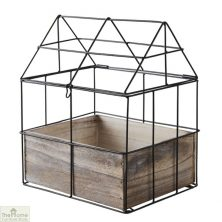Greenhouse Tabletop Herb Planter
