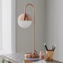 Mayfair Rose Gold Table Lamp