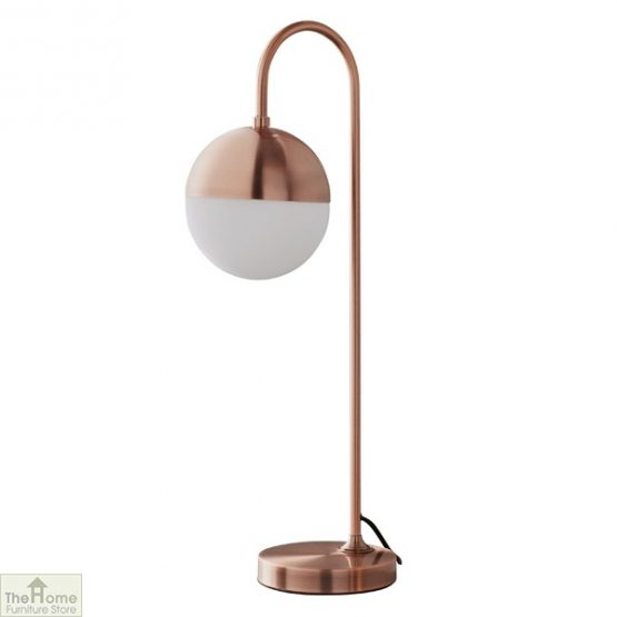 Mayfair Rose Gold Table Lamp