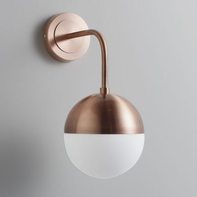 Mayfair Rose Gold Wall Lamp_1