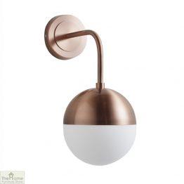 Mayfair Rose Gold Wall Lamp