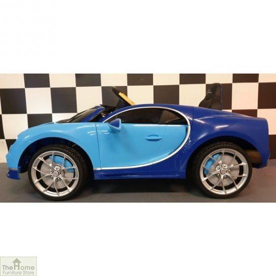 Bugatti Chiron 12V Ride On Car_3