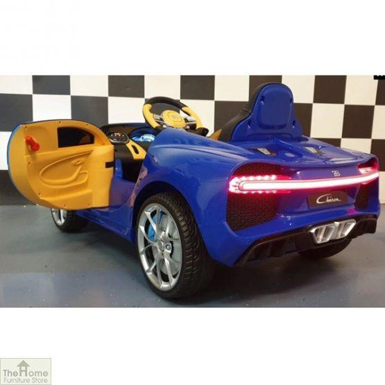 Bugatti Chiron 12V Ride On Car_4