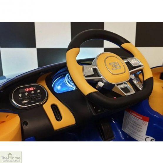 Bugatti Chiron 12V Ride On Car_8