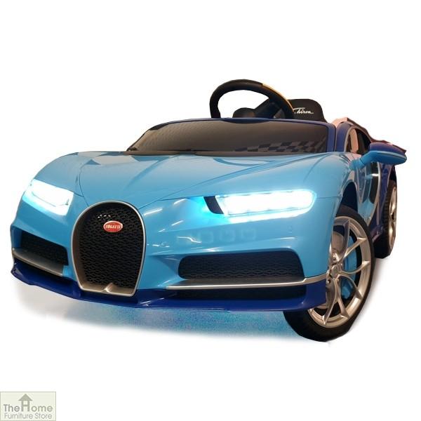Bugatti Chiron 12V Ride On Car