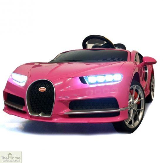 Bugatti Chiron 12V Ride On Car_11