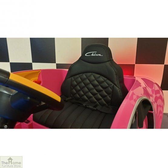 Bugatti Chiron 12V Ride On Car_20