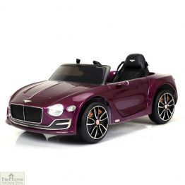 Bentley EXP12 12v Ride On Car