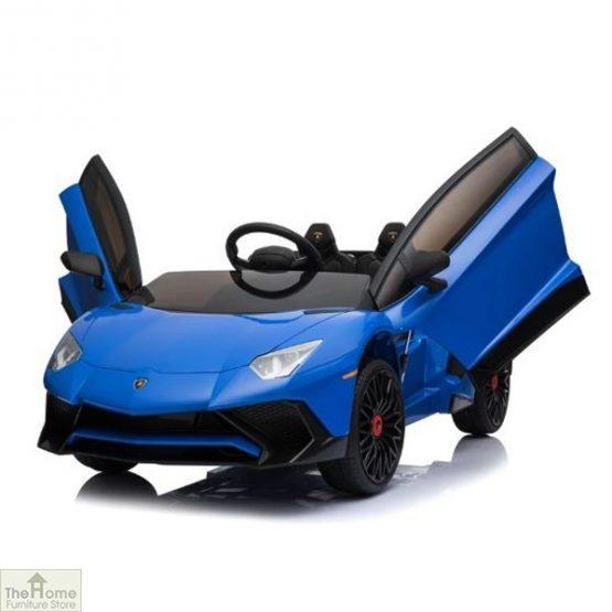 Lamborghini Aventador SV 12V Ride On Car_13