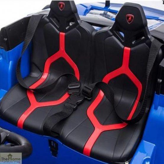 Lamborghini Aventador SV 12V Ride On Car_16