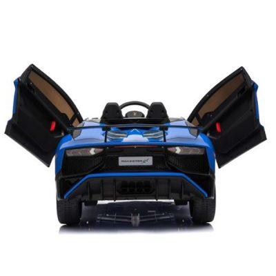 Lamborghini Aventador SV 12V Ride On Car_15
