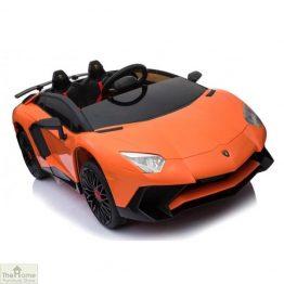 Lamborghini Aventador SV 12V Ride On Car_10