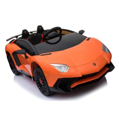 Lamborghini Aventador SV 12V Ride On Car_10