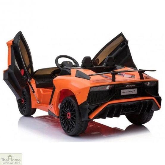 Lamborghini Aventador SV 12V Ride On Car_12