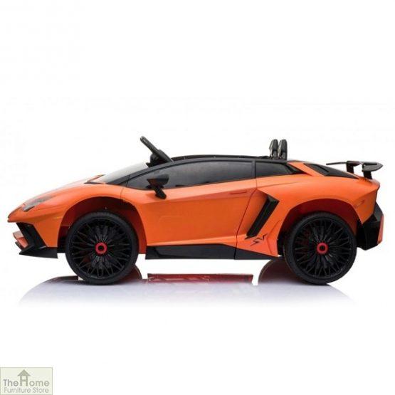Lamborghini Aventador SV 12V Ride On Car_11