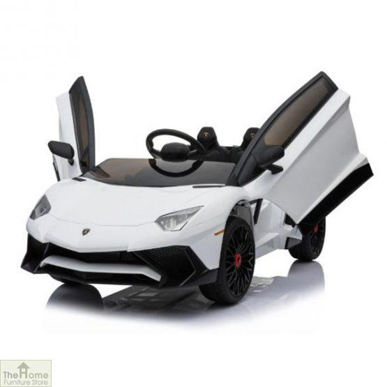 Lamborghini Aventador SV 12V Ride On Car_7