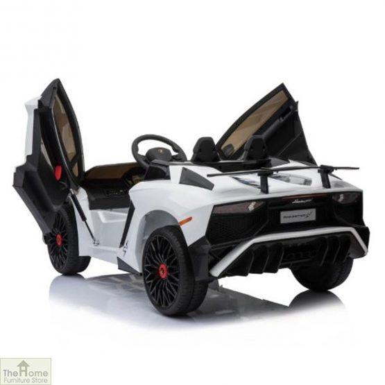 Lamborghini Aventador SV 12V Ride On Car_8