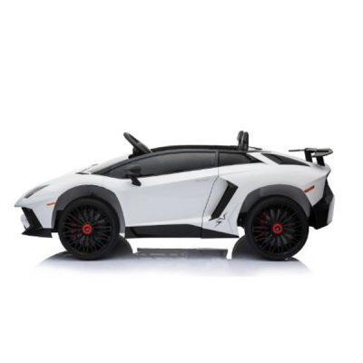 Lamborghini Aventador SV 12V Ride On Car_4