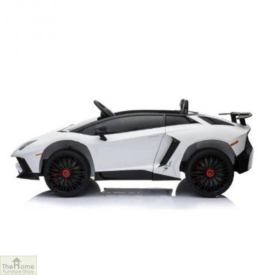Lamborghini Aventador SV 12V Ride On Car_4