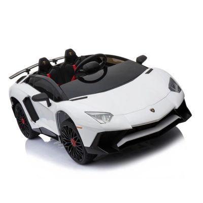 Lamborghini Aventador SV 12V Ride On Car_3