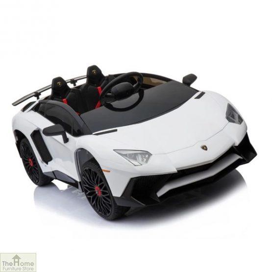 Lamborghini Aventador SV 12V Ride On Car_3