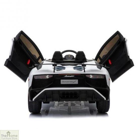Lamborghini Aventador SV 12V Ride On Car_9