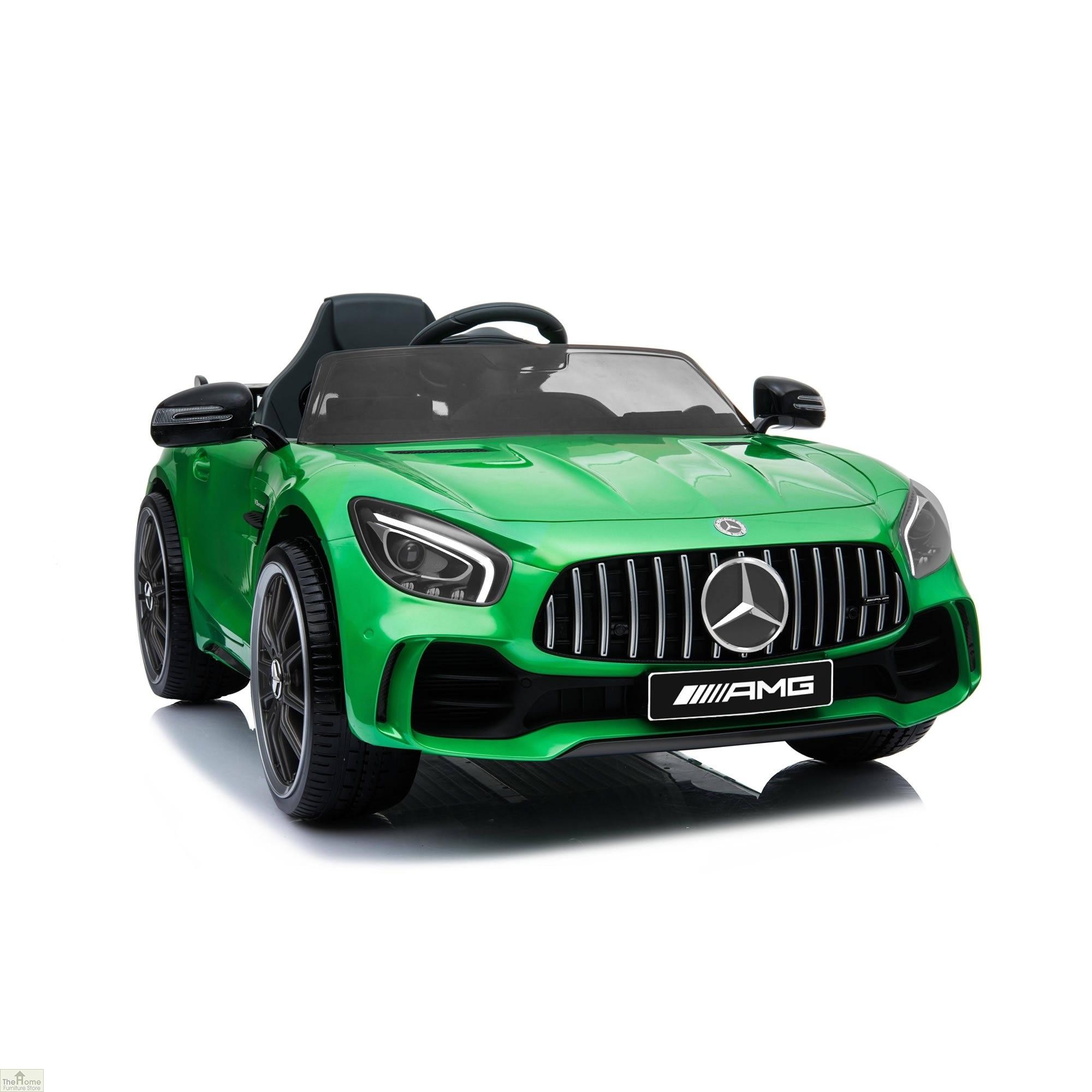 Mercedes Benz GTR 12v Ride On Car