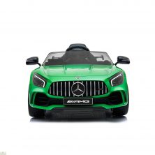 Mercedes Benz GTR 12v Ride On Car – Green