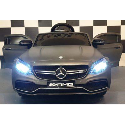 Mercedes C63 AMG 12v Ride on Car_14