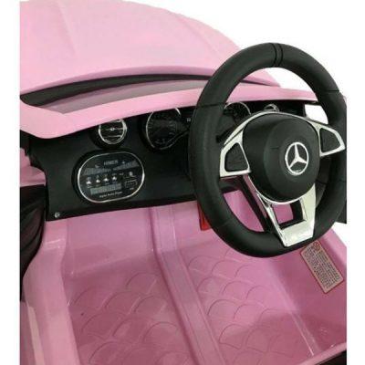 Mercedes C63 AMG 12v Ride on Car_11