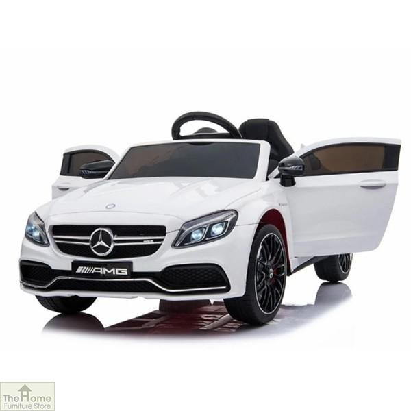 Mercedes C63 AMG 12v Ride on Car
