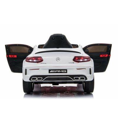 Mercedes C63 AMG 12v Ride on Car_5