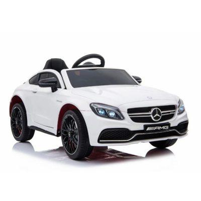 Mercedes C63 AMG 12v Ride on Car_2
