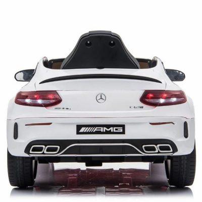Mercedes C63 AMG 12v Ride on Car_6