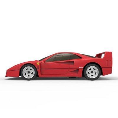 1:14 Ferrari F40 RC Car_2