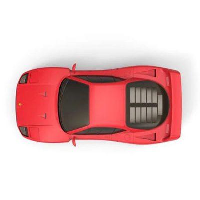 1:14 Ferrari F40 RC Car_5