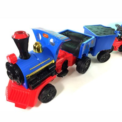 12v Ride On Train Pedal Coal Truck_4